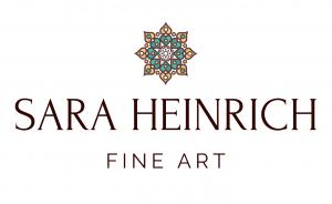 Logo Sara Heinrich FINE ART